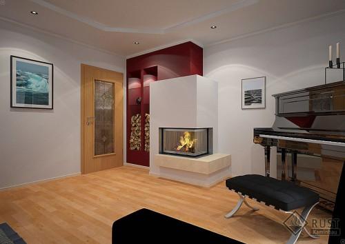 eckkamin 193 21 rust kaminbaurust kaminbau. Black Bedroom Furniture Sets. Home Design Ideas