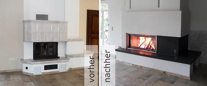 Kachelofen Vorher Nachher : kaminsanierung kamin modernisierung von rust paderborn m nsterrust kaminbau ~ Watch28wear.com Haus und Dekorationen